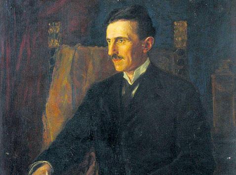 """Принцеза Вилма Љвов-Парлаги, ауторка портрета; Лик с портрета на насловној страни """"Тајма"""""""