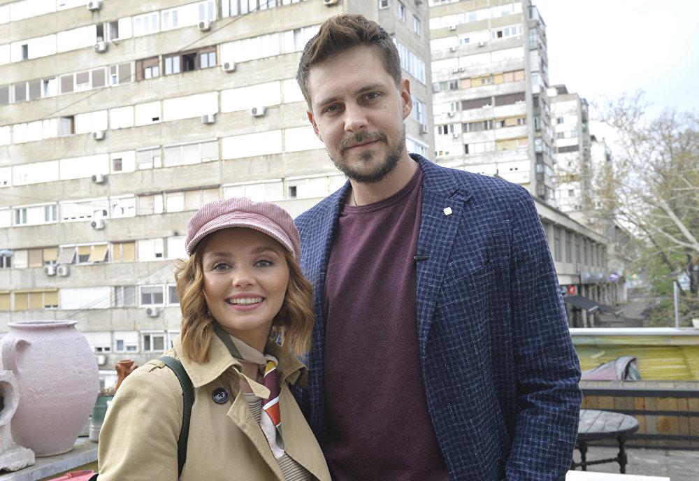 Милош Биковић и Олга Кузмина, Фото: Танјуг/Раде Прелић