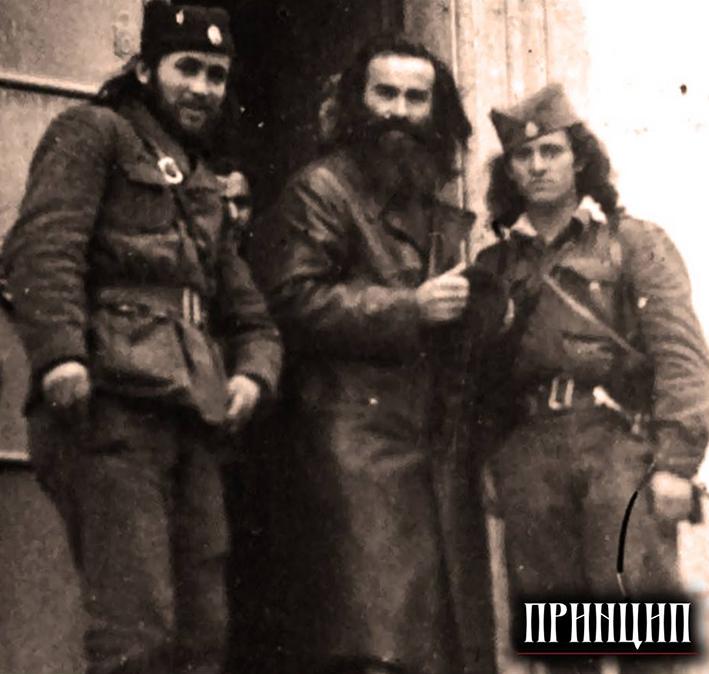 ДРЖАО САМ ОПЕЛА И СВОЈИМА, АЛИ И ПАРТИЗАНИМА! Георгије Боjић је био старешина манастира Троноше и капетан ЈВуО 1