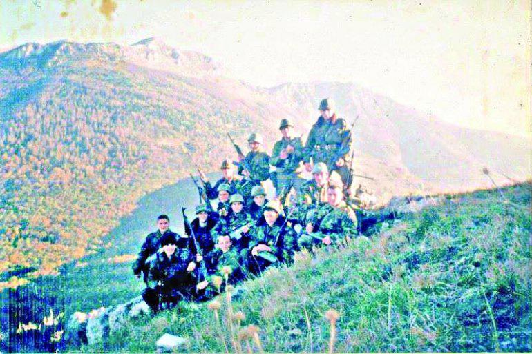 СРПСКИ ХЕРОЈИ! Војници на падинама Паштрика, Фото: republika.rs