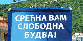 Фото: facebook.com/Demokratski-front-Budva-299250197120427